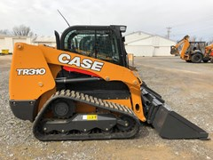 Skid Steer-Track For Sale Case TR310 , 68 HP
