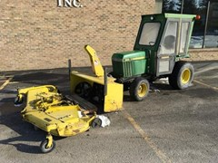 Tractor For Sale:   John Deere 855 , 24 HP