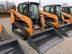 Skid Steer-Track For Sale Case TR270 , 68 HP