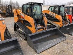 Skid Steer-Track For Sale Case TR340 , 84 HP