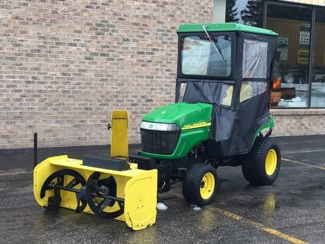 2007 John Deere 2305 Tractor For Sale