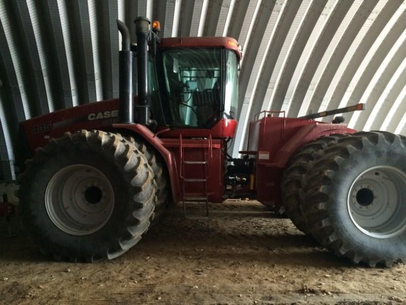 2010 Case IH STEIGER 435HD Tractor For Sale
