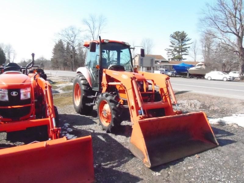 2006 Kubota M7040HDC Tractor For Sale