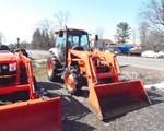 Tractor For Sale: 2006 Kubota M7040HDC
