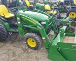 Tractor For Sale2010 John Deere 2520, 26 HP