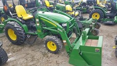Tractor For Sale 2010 John Deere 2520 , 26 HP