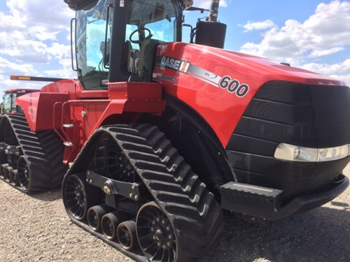 Tractor For Sale:  2013 Case IH STEIGER 600 , 600 HP
