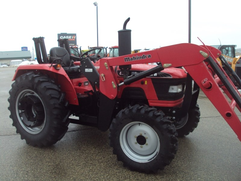 2013 Mahindra 4530 Tractor For Sale