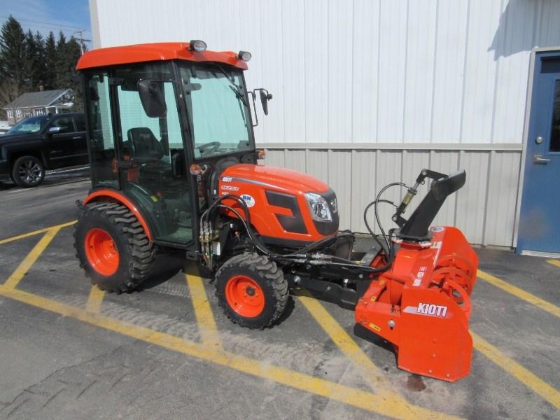 2016 Kioti CK2510 Tractor For Sale