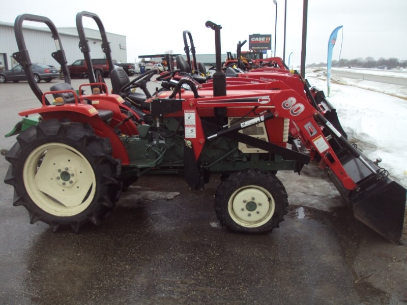 1977 Yanmar 2210 Tractor For Sale