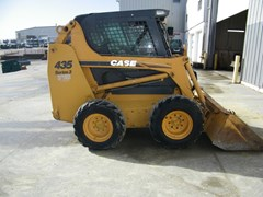 Skid Steer For Sale 2008 Case 435 , 82 HP