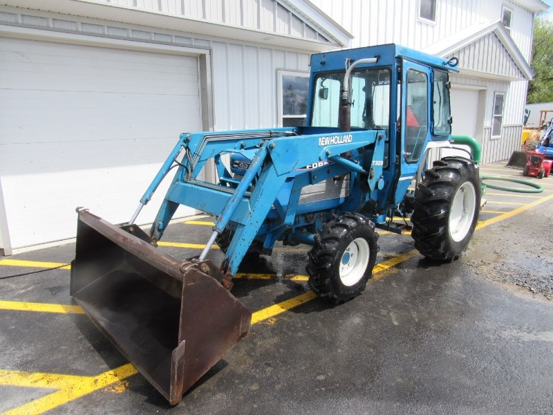1988 Ford 2120 Tractor For Sale