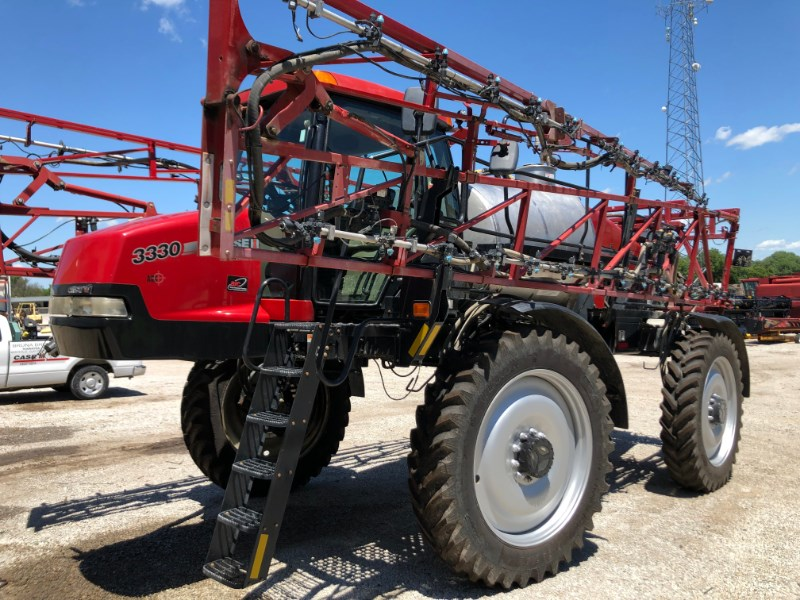 2014 Case IH 3330 Sprayer-Self Propelled For Sale