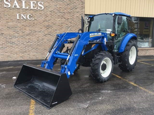 2018 New Holland POWERSTAR 75 Tractor For Sale