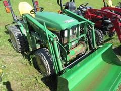 Tractor For Sale 2003 John Deere 4110 , 20 HP