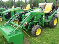 Tractor For Sale 2018 John Deere 2025R , 25 HP