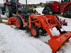 Tractor For Sale 2014 Kubota B2320DT , 23 HP