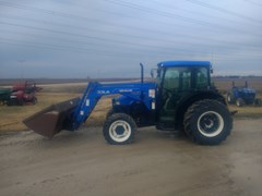 Tractor For Sale New Holland TN 75S , 74 HP
