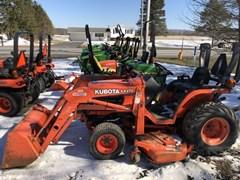Tractor For Sale 2000 Kubota B7500 , 21 HP