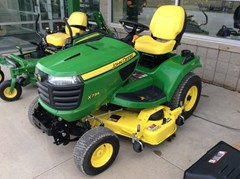 Riding Mower For Sale 2016 John Deere X734