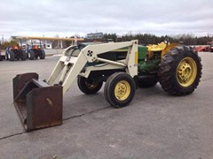 Tractor For Sale 1966 John Deere 2020 , 60 HP