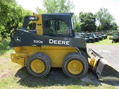 Skid Steer For Sale John Deere 320E