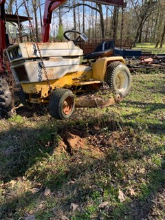 Riding Mower For Sale Cub Cadet 1450 , 14 HP