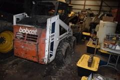 Skid Steer For Sale 1983 Bobcat 743