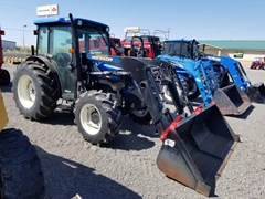 Tractor For Sale 2009 New Holland T4030 , 62 HP