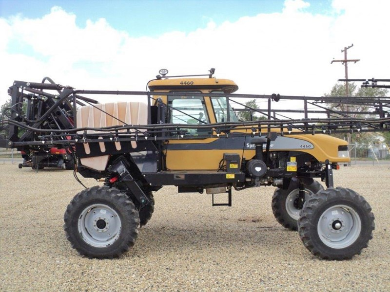 2013 Spra-Coupe 4460 Sprayer-Self Propelled For Sale