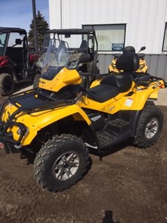 ATV For Sale 2009 Can-Am 2009 Outlander Max 650XT YELLOW