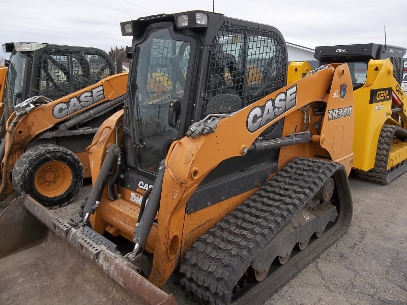 2016 Case TR340 Skid Steer For Sale