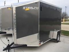 Cargo Trailer For Sale 2019 Stealth TITAN 6X12SA
