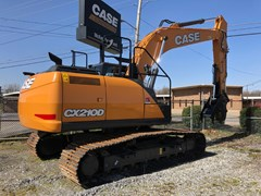 Excavator-Track For Sale Case CX210D , 160 HP