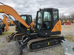 Excavator-Mini For Sale Case CX80C , 55 HP