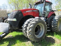 Tractor - Row Crop For Sale 2015 Case IH Magnum 340 Rowtrac , 340 HP