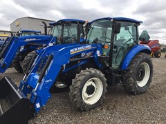 Tractor For Sale 2019 New Holland POWERSTAR 75:-Cab