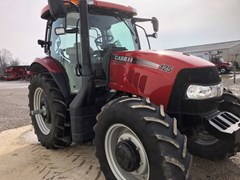 Tractor For Sale 2014 Case IH Maxxum 125 , 125 HP