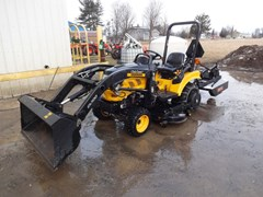 Tractor - Compact For Sale Cub Cadet Sc2400 , 24 HP