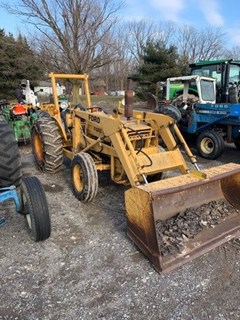 Tractor For Sale 1977 Ford 531 , 60 HP