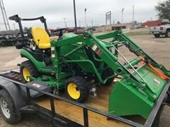 Tractor For Sale 2015 John Deere 1025R , 24 HP