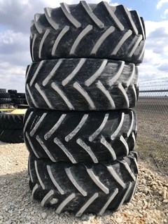 Wheels and Tires For Sale BKT 710/70R38