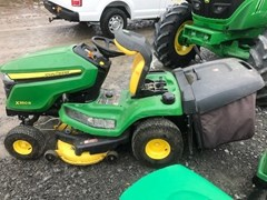 Lawn Mower For Sale 2016 John Deere X350R , 18 HP