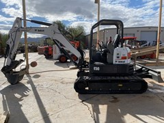 Excavator-Track  Bobcat E50 T4