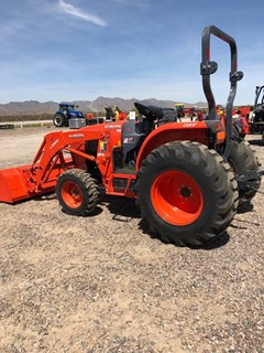Tractor :  Kubota L4060GST