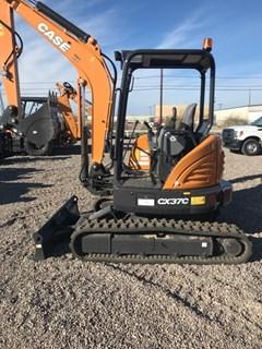 Excavator-Track  2018 Case CX37C