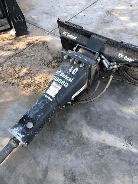 Bobcat HB880 Hydraulic Hammer