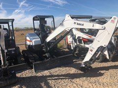 Excavator-Track  Bobcat E45 T4