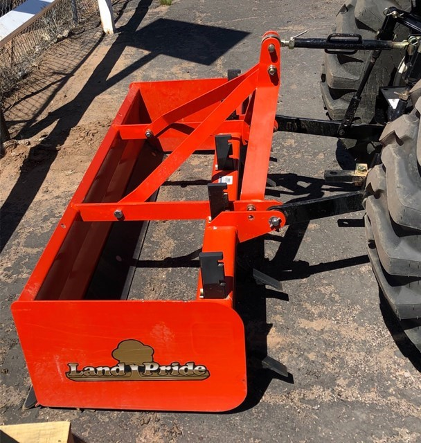 Land Pride BB1266 Scraper-Pull Type