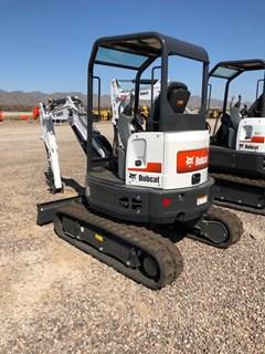Excavator-Track  Bobcat E26 T4